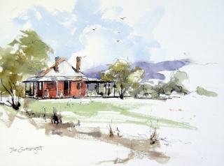old-farm-house-pen-and-ink